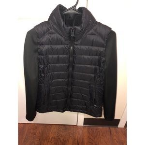 Calvin Klein Black jacket. Size Medium